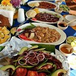 1er lugar Muestra Gastronómica Playa Manzanillo 2012.