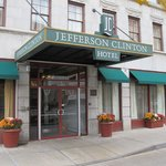 Jefferson Clinton Hotel Foto