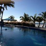 Pool 1 next to beach