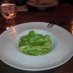 """The """"world's best Pesto"""" homemade pasta!"""