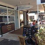 Byron Gourmet Foods Street Front Bar