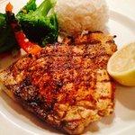 Bronzed Swordfish