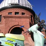 Observatory Park - Chamberlain Observatory - Visited on Scooter
