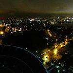 Stadium Tower Night View