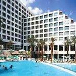 Stunning hotel pool