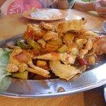 Sweet & sour crab, yummy yummy RM38