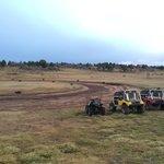 ATV / dirt riding course