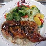 Chicken A La Cumberland