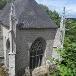 Chapelle Ste Barbe - 3 chapelles en une