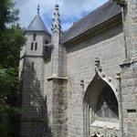 Chapelle Ste Barbe - l'une des 3 portes