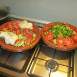 Rosie´s prepared tagines