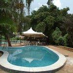 La Foret Young stars Swimming pool in kampala Uganda
