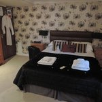 Room 4 double bed - very nice