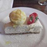 Irresistable White Chocolate Cheesecake