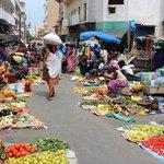 Grand marché de Dakar - très coloré