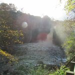 High Force viewed from the Gatekeeper Entrance