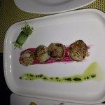 Vieras restaurante La Palapa.