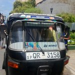 The Guesthouse tuk-tuk - recommended!