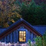 Fall at The Inn at Cedar Falls