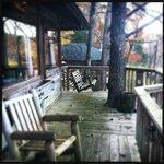 Cabin #2 deck
