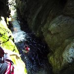Extreme Canyoning trip