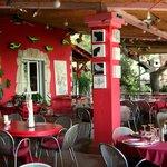 Restaurant-terrasse-Galerie de Romina , Dagmar Ménéghelloello