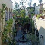 Casa Misha Courtyard