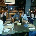 An amazing dinner & drinks @ Gram & Dun!