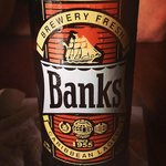 Delicious Banks Beer