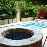 Lobby Pool