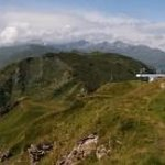 360° Panorama vom Piz Mundaun Sommer