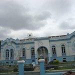 Frente da atual sede do museu da FEB.