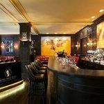 Die Karl May Bar im Hotel Taschenbergpalais Kempinski Dresden