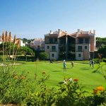 Golf front accommodation