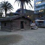 Jack London cabin