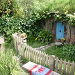 a hobbit hole...