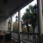 The porch that is hard to leave once you get comfy