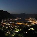 Kotor Bay View at night