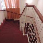 Escada do Hotel
