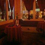 805 Wine Bar - Inside Harborview Seating