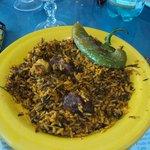 le fameux riz djerbien