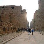 Karnak Tempel 2012