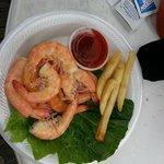 Shrimp - half order split with a friend