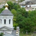Uspensky Cave Monastery