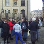 Our tour of Oxford