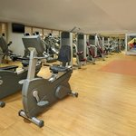 Sheraton Fitness, with the latest equipment