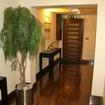 Penthouse lobby