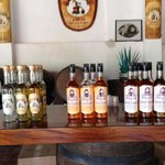 Tequila tasting options