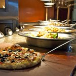 Pizza and other offerings