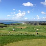 Most picturesque driving range in the world